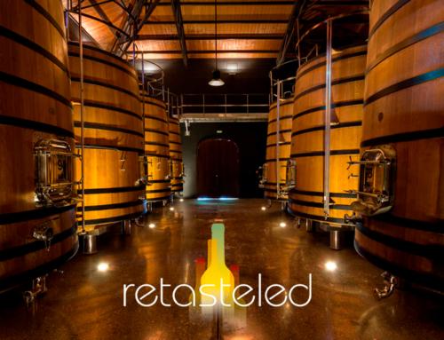 RETASTELED, la mejora del aroma y el color del vino mediante la tecnología LED